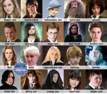 Harry Potter Character Quiz