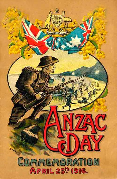 anzac day quiz