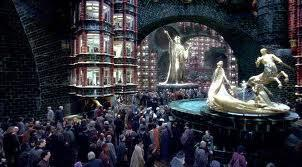 HARRY POTTER - MINISTRY OF MAGIC !!!