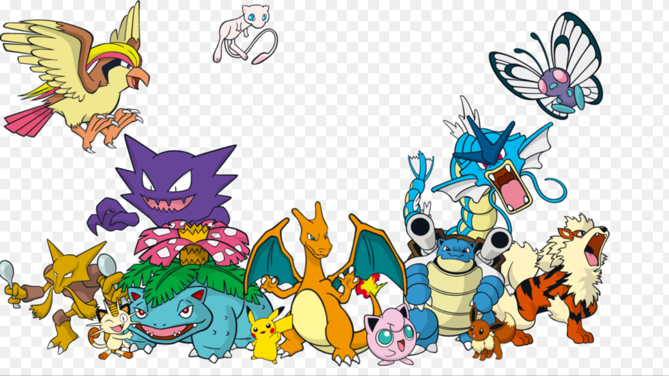 What is your spirit Gen 1 pokemon?
