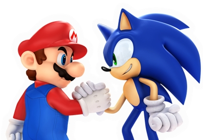 Are You Mario or Sonic the Hedgehog?