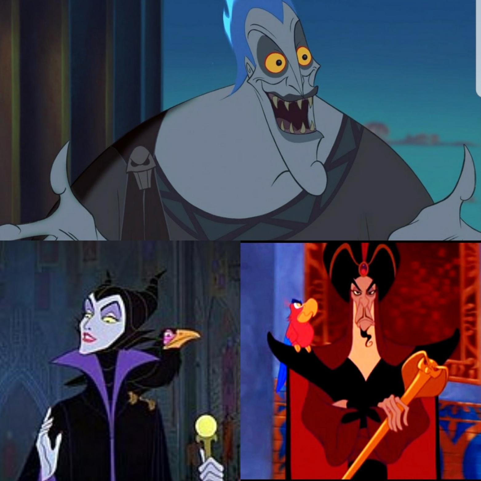 Which Disney Villain are you? (3)