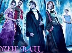 your Yule ball. dress and date part 1