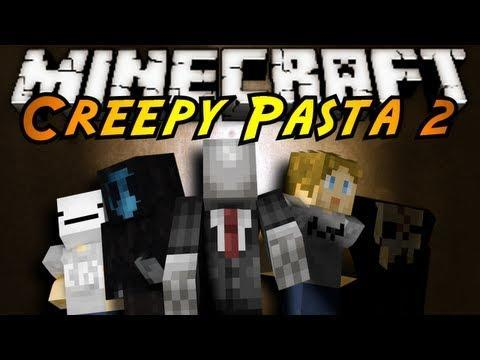Which Minecraft Monster Are You? (2) CREEPYPASTA EDITION!