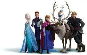 Who are you from frozen (1)