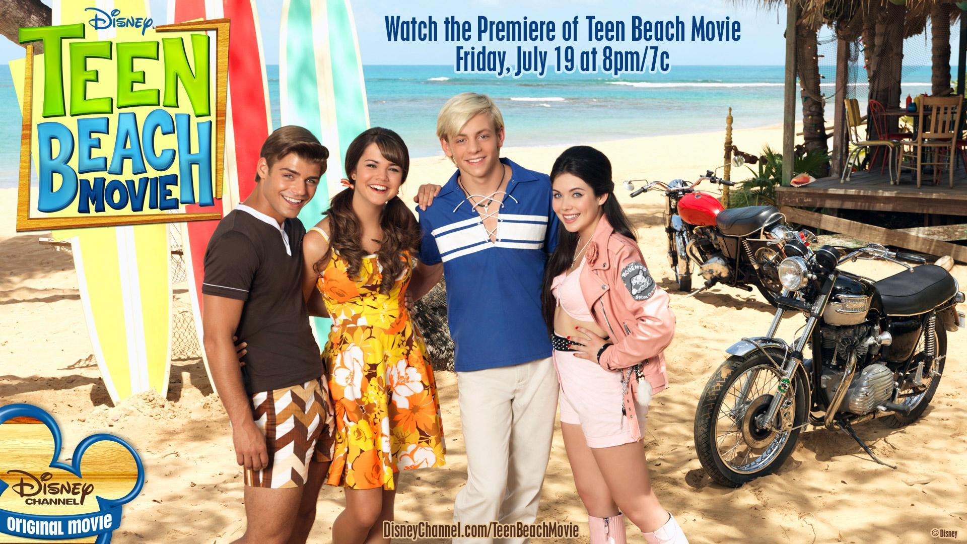 What teen beach movie song are you?