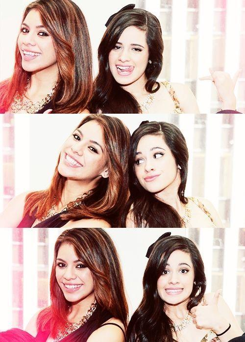 Are you Camila or Dinah-Jane?