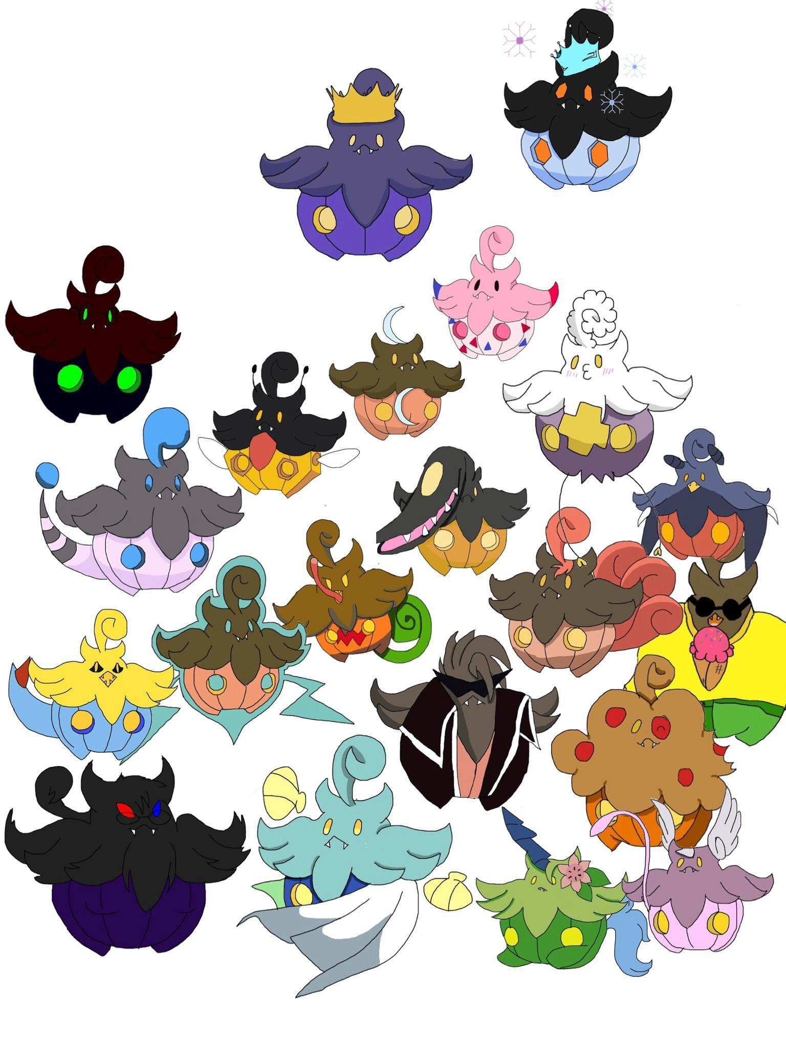 What Pumpkaboo Are You?