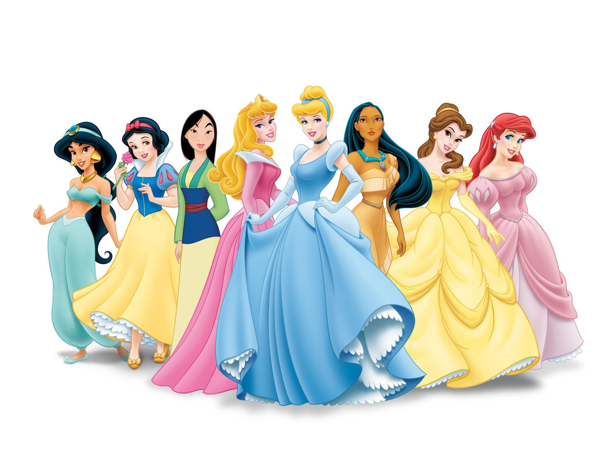 Which Disney princess are you?