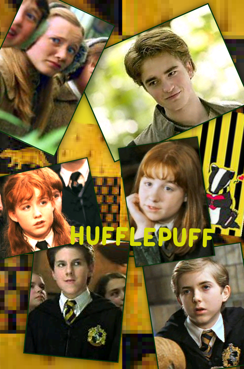 Which Hufflepuff are you?