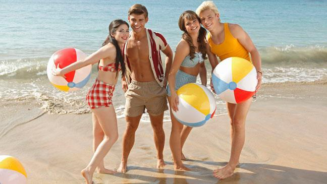 Which Teen Beach movie character are you? (1)