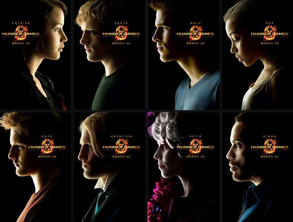 Which Hunger Games character are you? (6)