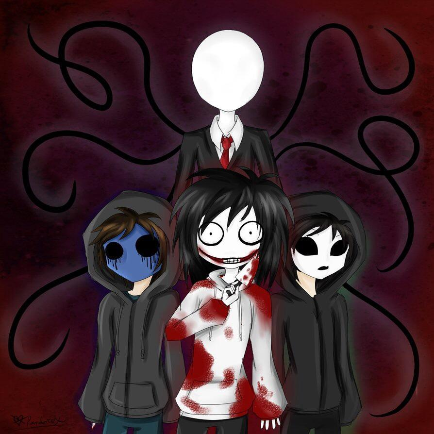 Your creepypasta life part two
