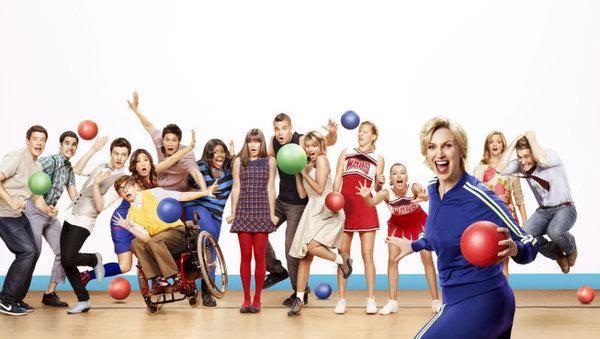 Which Glee character are you? (1)