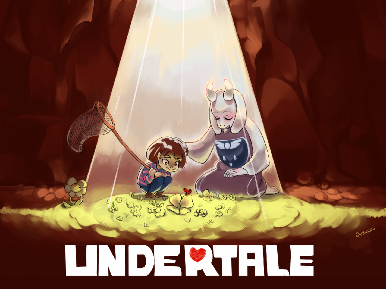 WHO are you in undertale?