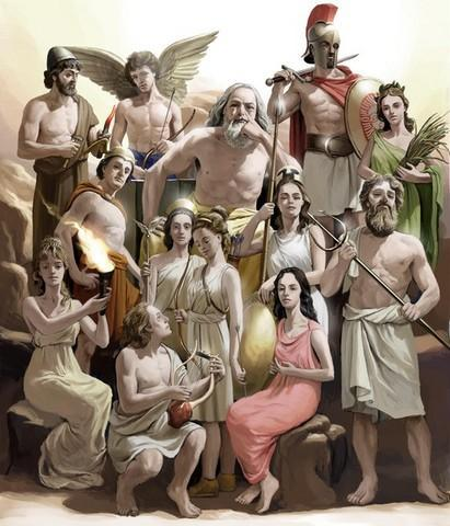 Which Greek God are you most like?