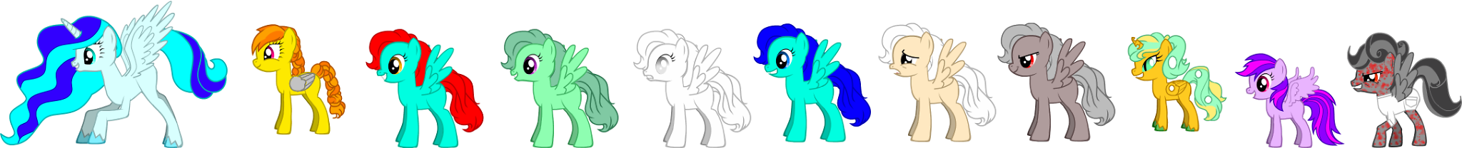 Whats your mlp fan character name? (and what she/he looks like)