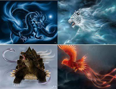 Which mythological beast are you?