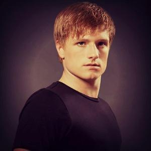 would peeta from the hunger games date you