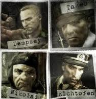 Which Nazi Zombie Character are You?