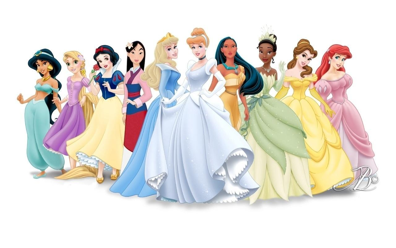 What Disney princess are you? (2)