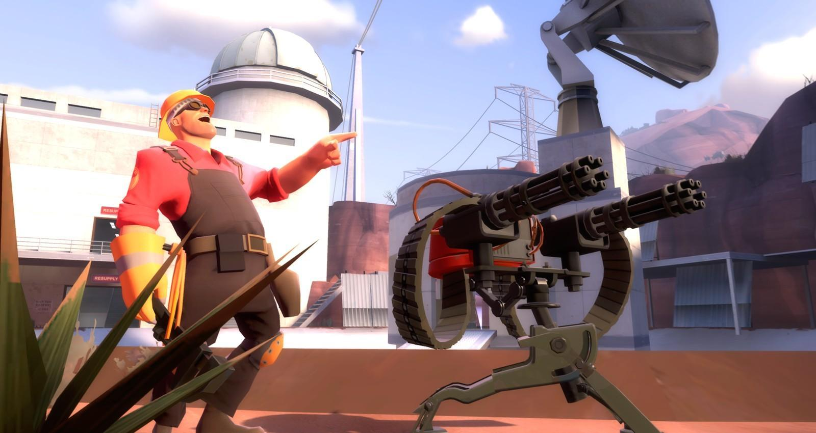Which TF2 character are you?