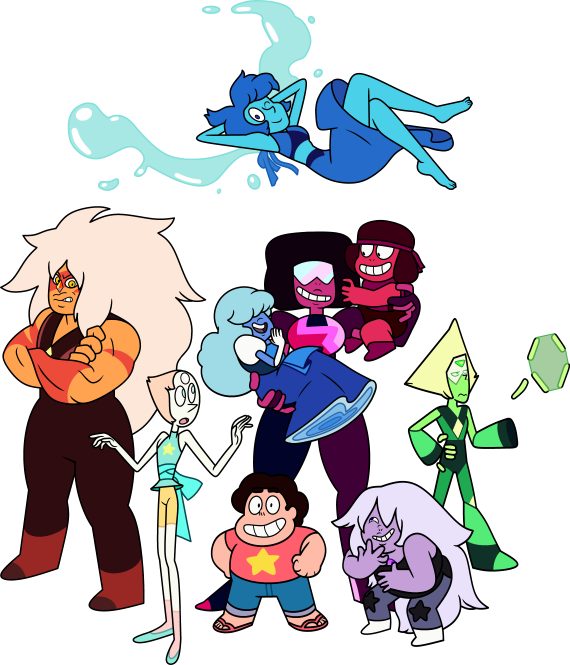 What Gem Are You? (Steven Universe)