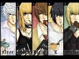 What Do The Death Note Characters Think of You? (Girls Only Plz)