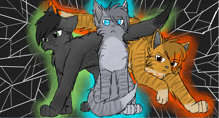 Do you know Warrior Cats- Power of Three?
