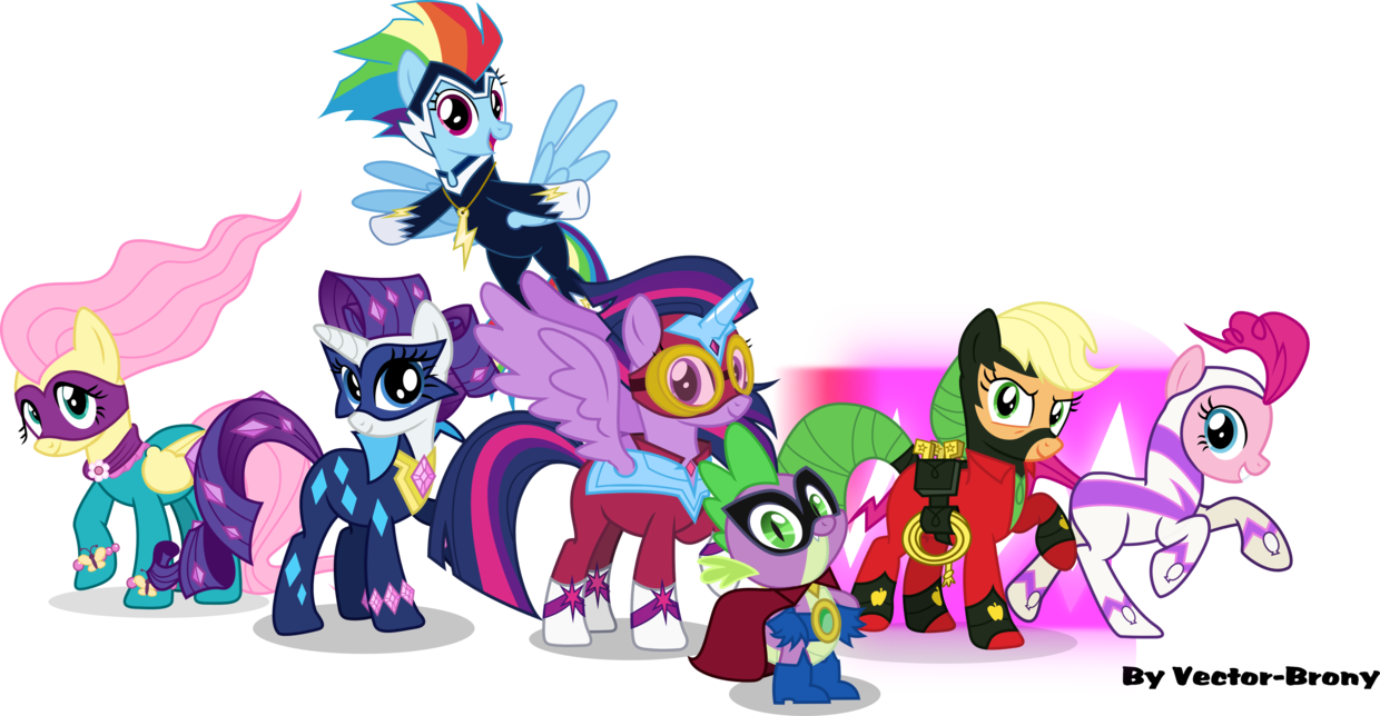 Which Power Pony's Sidekick are you?