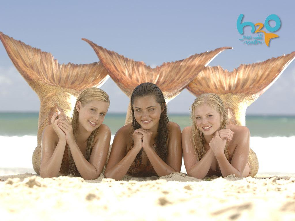 Are you Rikki, Cleo or Emma from H20?