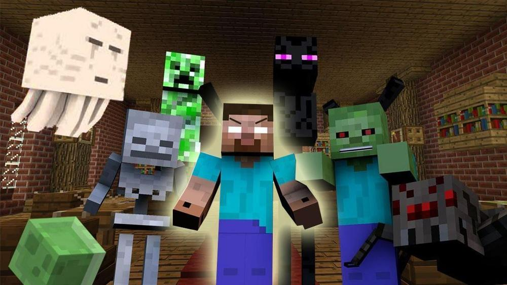 What Minecraft monster are you? (2)