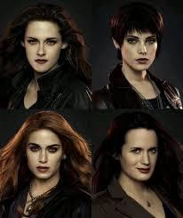 Which twilight vampire are you? (Girls only!)