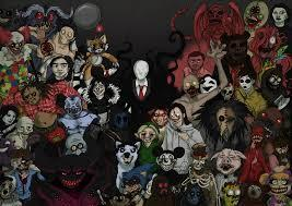 Which Creepypasta are you ?