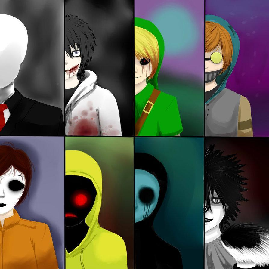Do the creepypasta boys like you?