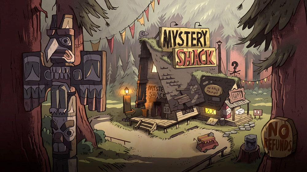 What character from gravity falls are you?