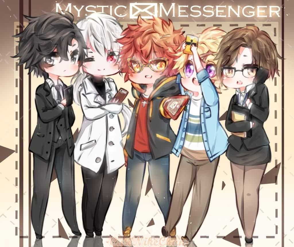 What Mystic Messenger Character Are You?