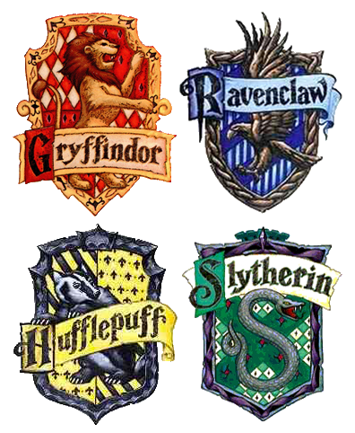 What's your Hogwarts house?