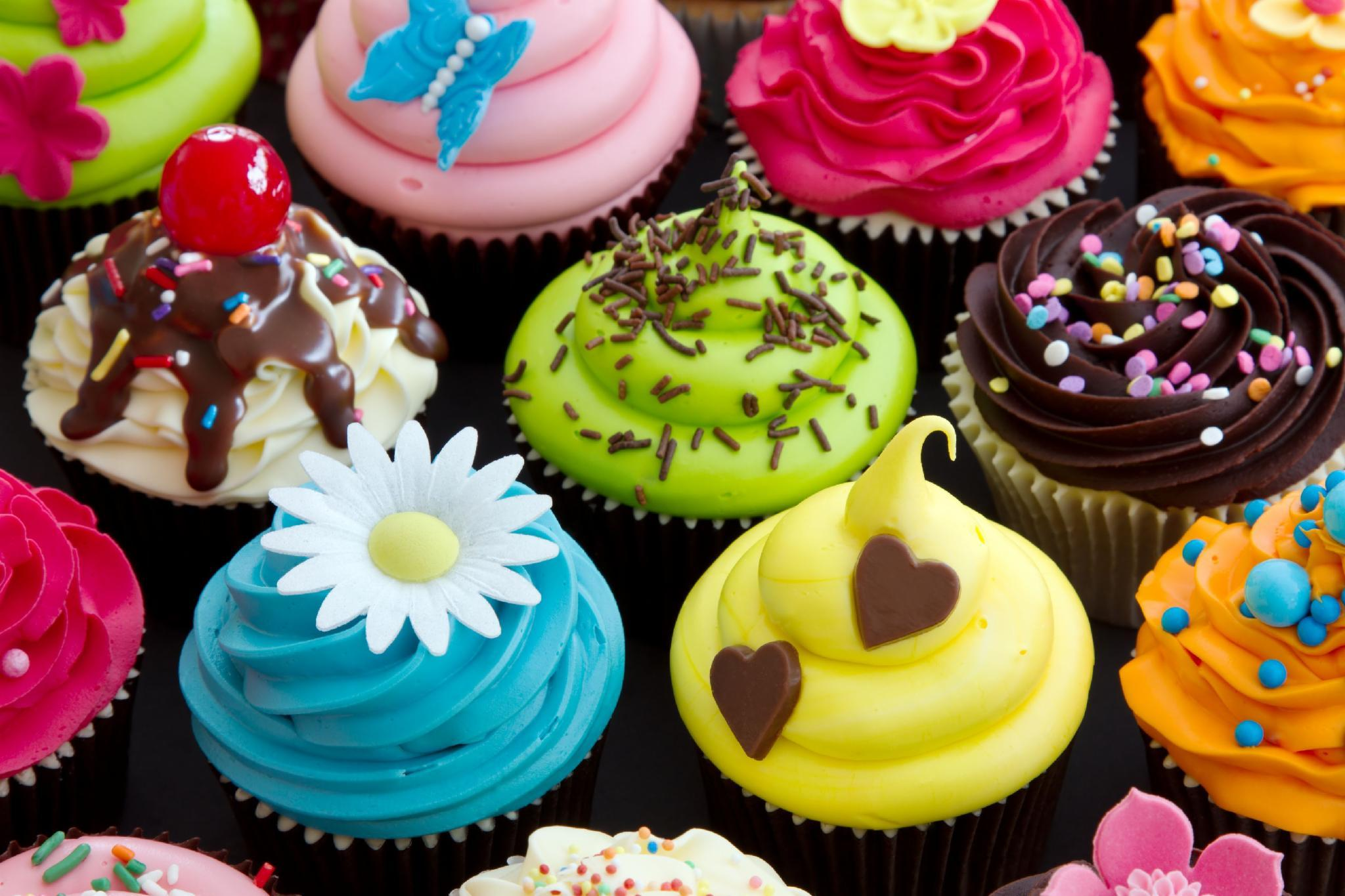 What Type Of Cupcake Are You? (2)