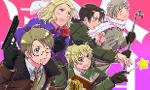 Which Hetalia Character are you? (3)
