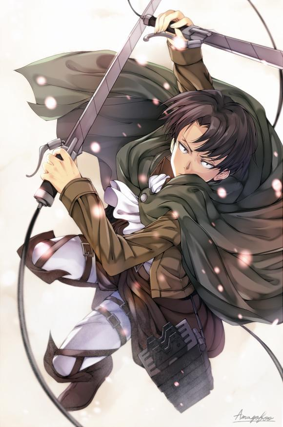 What Does Levi Think Of You ?