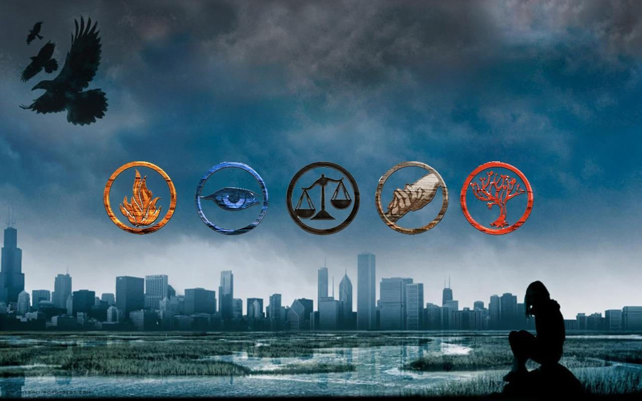 Which Divegent faction are you in?