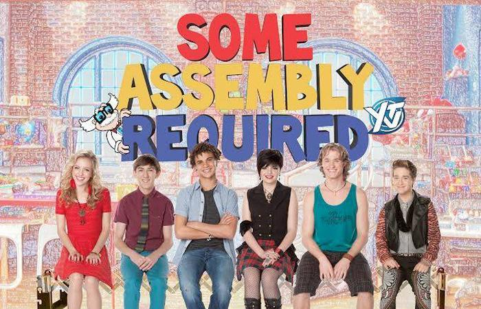 Who are you on some Assembly Required?
