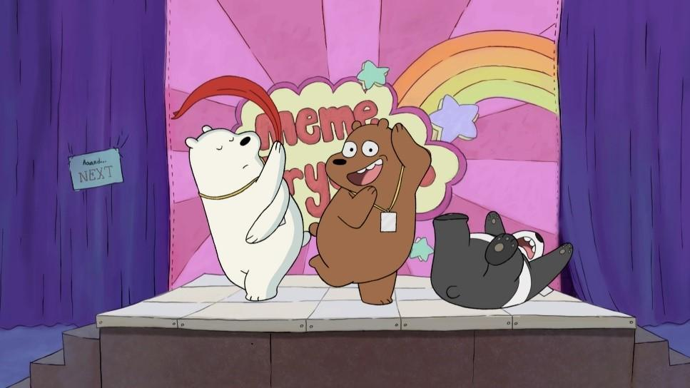 we bare bears: what bear are you