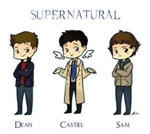 Supernatural character quiz
