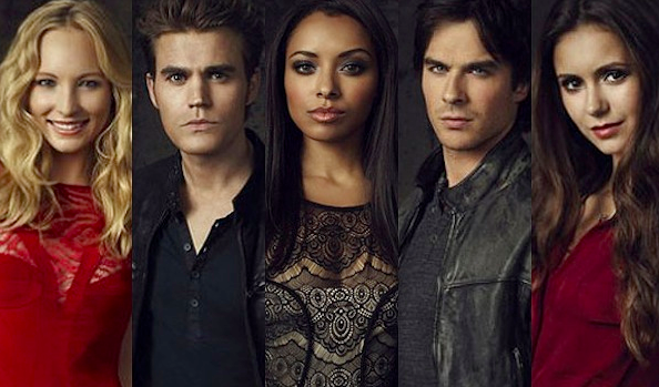 Which Vampire Diaries character are you? (1)