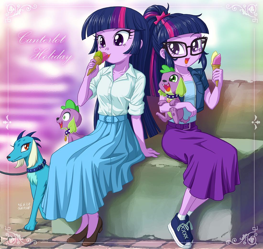 Which My Little Pony Character are you? (5)
