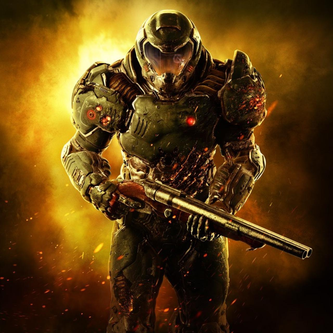 Are you Doomguy or not?