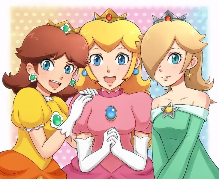 Which Mario Bros. Princess are you?