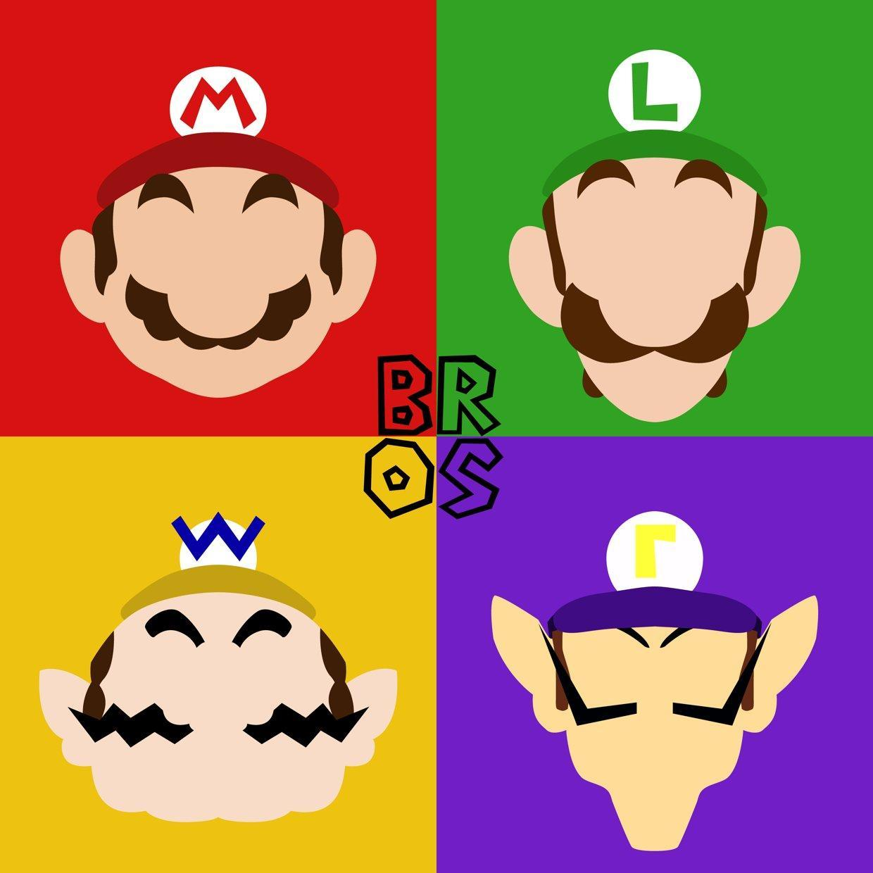 Which Super Mario Brother are you most like?